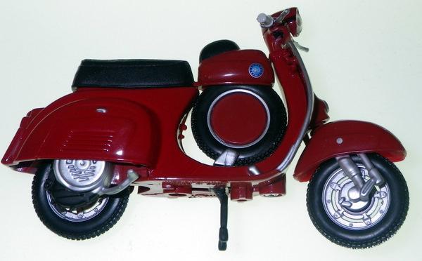 modell Vespa ss 90 rot
