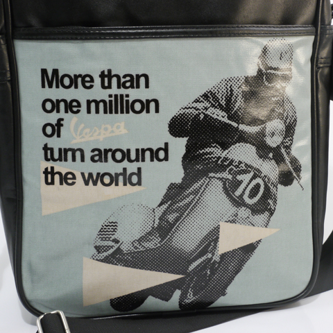 Vespa Tasche retrodesign, more than 1 Mio, VPSB75