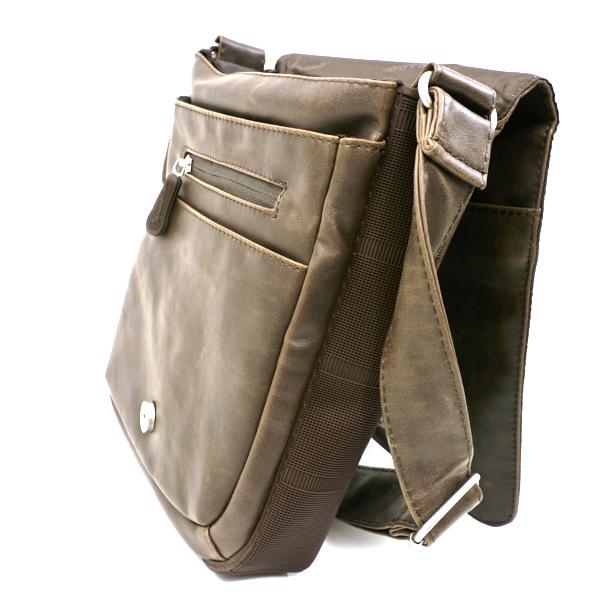 Vespa Tasche leder schwarz klein