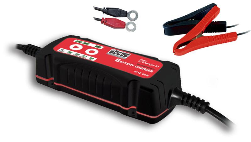 Batterieladegerät IXS