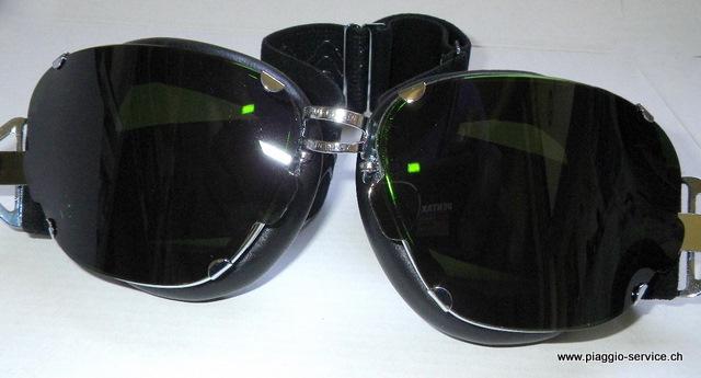 Baruffaldi Vespa Brille für Helm
