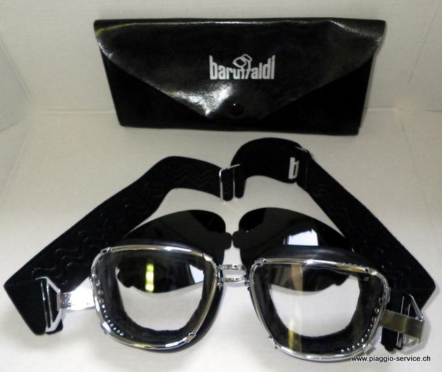 Baruffaldi Vespa Helm Brille Retro Style Inte 259