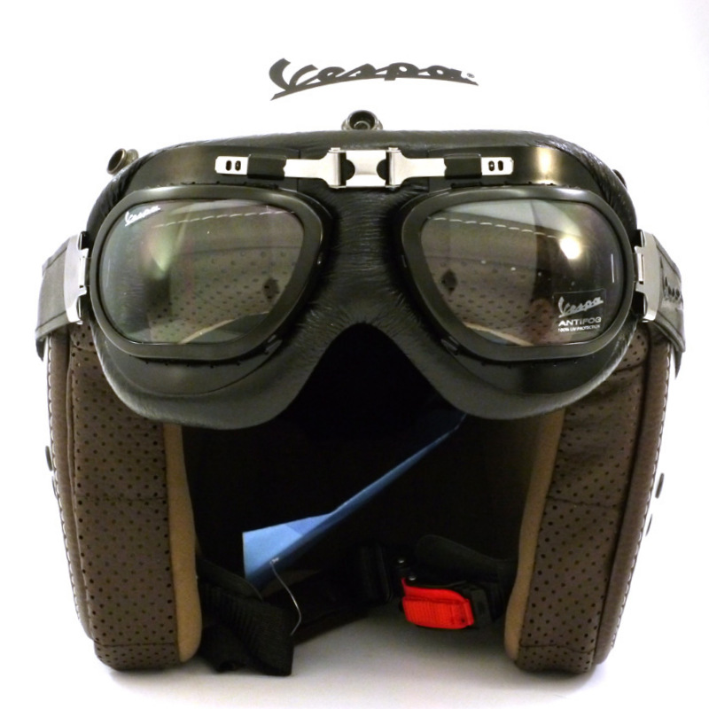 Helmbrille Vespa für Vespa JET Helme