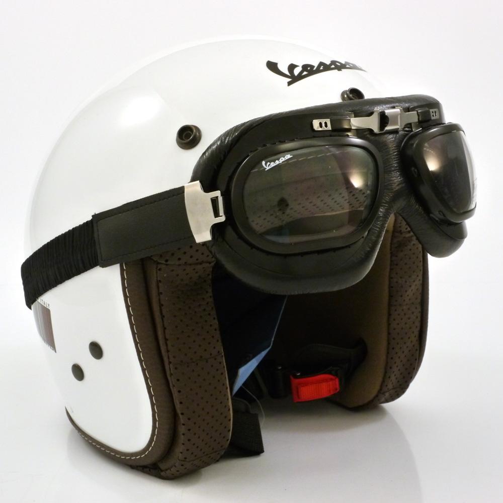 Brille Vespa für Vespa Helme