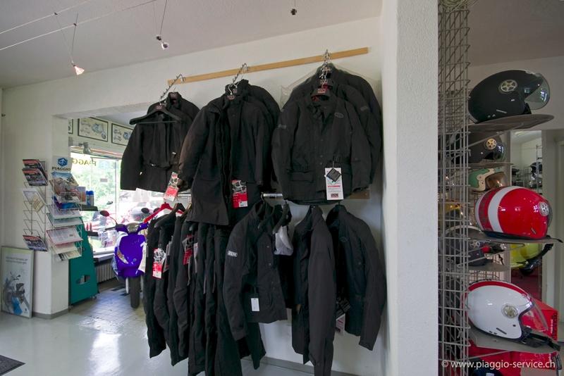 Piaggio Service Zürich Laden