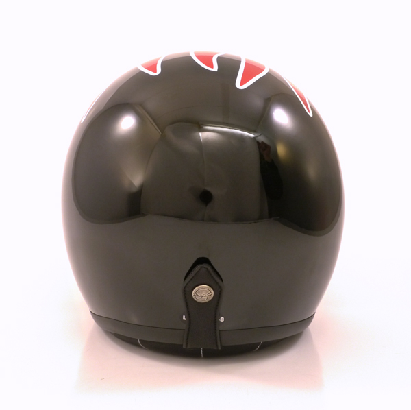 """Helm Project for Safety """"Black Racer"""" Flamme"""