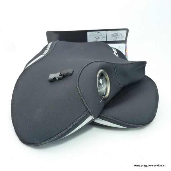 Lenkerstulpen Tucano Urbano R360. Handschutz Vespa